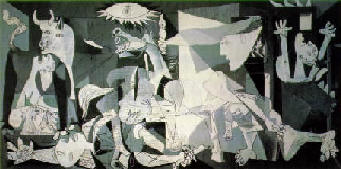 Guernica homage