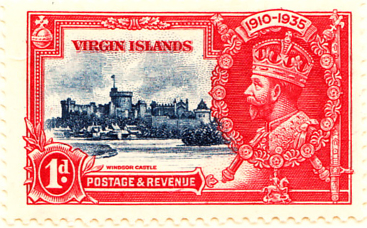 Virgin Islands SG103 Sc69
