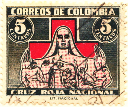 Colombia SG998 Sc-C347