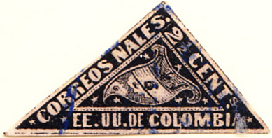 Colombia SG58 Sc59