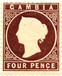 Gambia SG30 Sc17