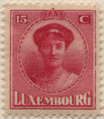 Luxembourg SG193a Sc125