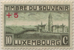 Luxembourg SG209 ScB1