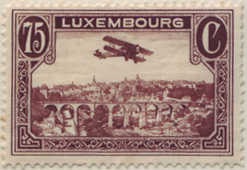 Luxembourg SG297 ScC2