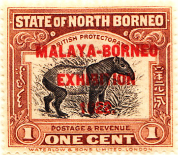 North Borneo 1922 SG253 Sc13