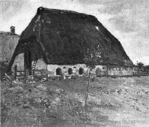 Mondrian A164 Farm Building in Overijssel, c.1898(?)