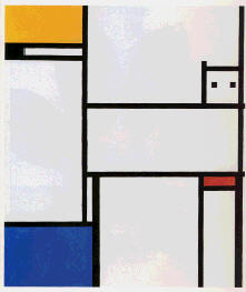 Mondrian's Cat, William Warmack